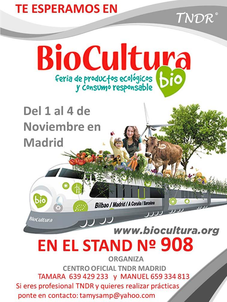 Espacio Salud TNDR Madrid